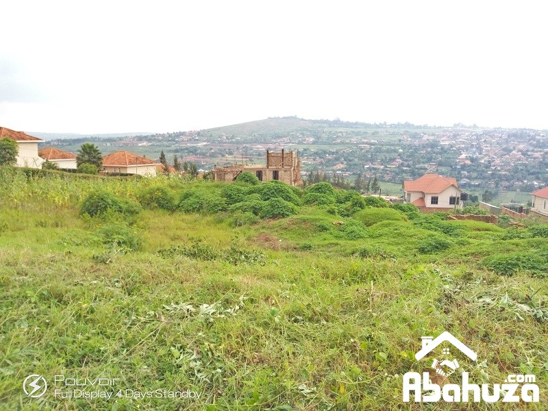 A GOOD PLOT WITH A CONSTRUCTION PERMIT AT RUSORORO