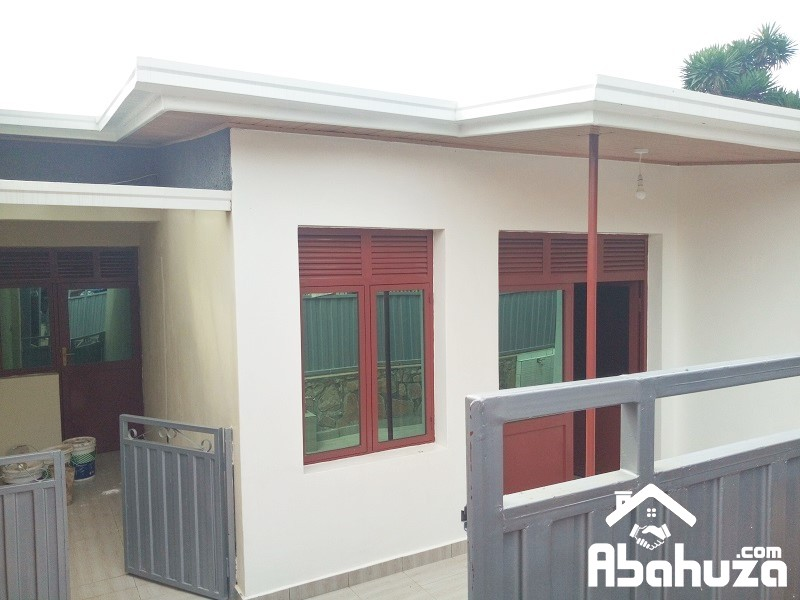 A NEW 2 BEDROOM HOUSE FOR RENT AT NYAMIRAMBO