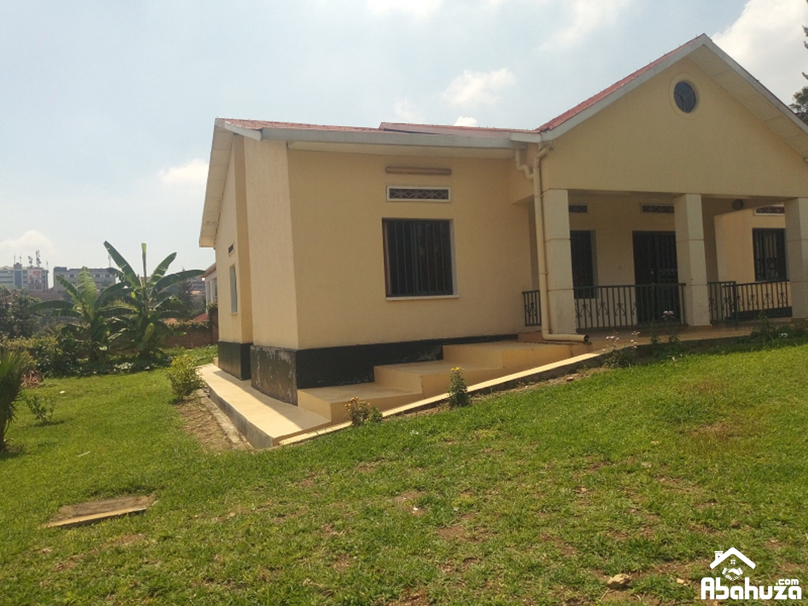 A FURNISHED 4 BEDROOM HOUSE FOR RENT AT GISHUSHU