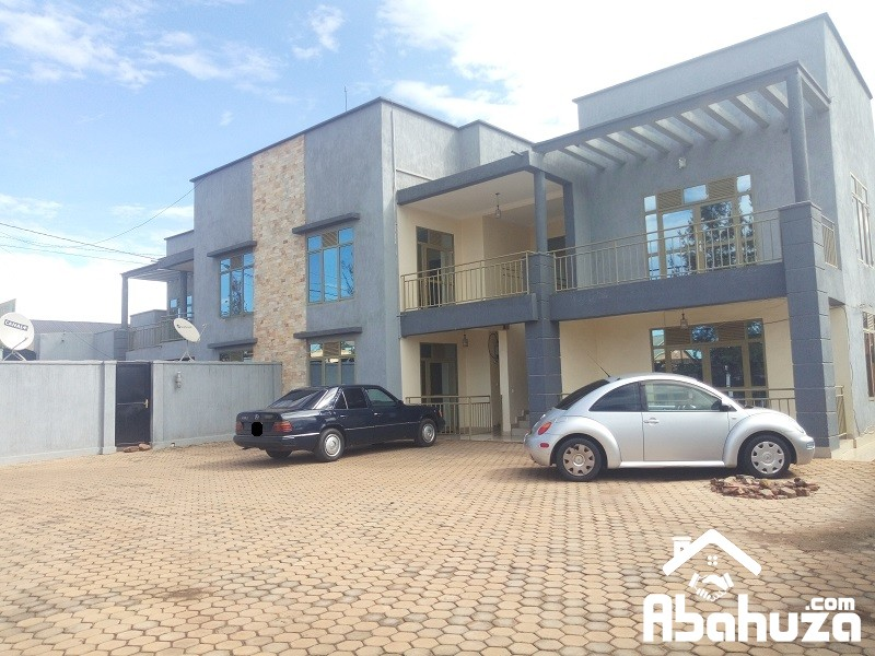 A FURNISHED 2 BEDROOM APARTMENT FOR RENT AT GIKONDO