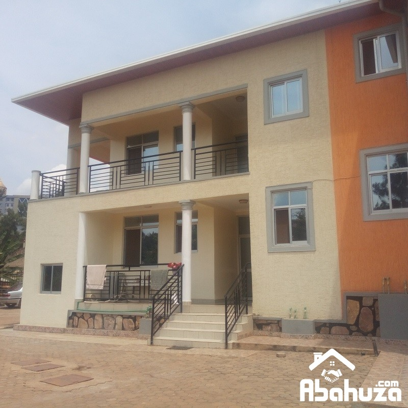 A FURNISHED 3 BEDROOM APARTMENT FOR RENT AT GISHUSHU