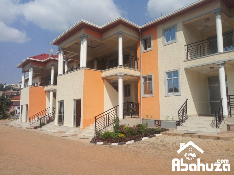 A FURNISHED 2 BEDROOM APARTMENT FOR RENT AT GISHUSHU