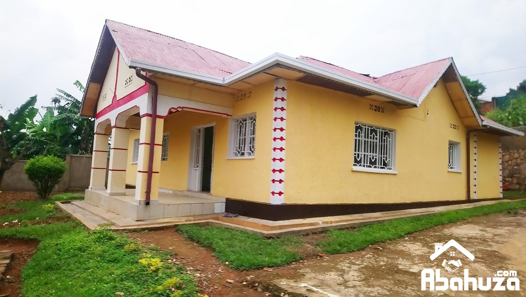 A 4 BEDROOM HOUSE FOR RENT AT KIMIRONKO