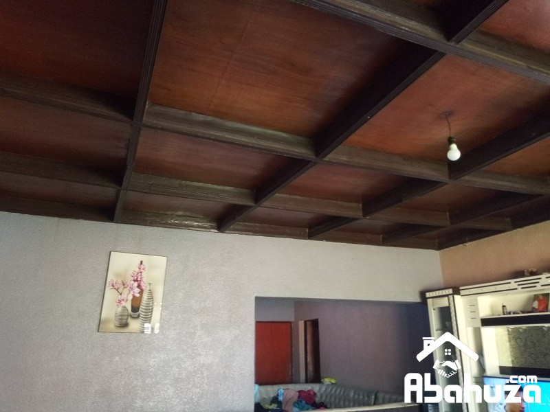 10. House ceiling view