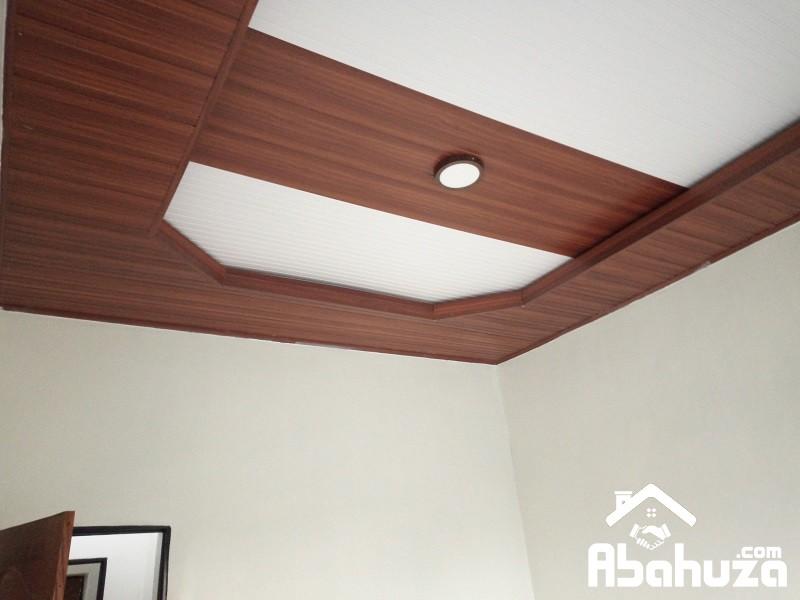 12. Bedroom ceiling