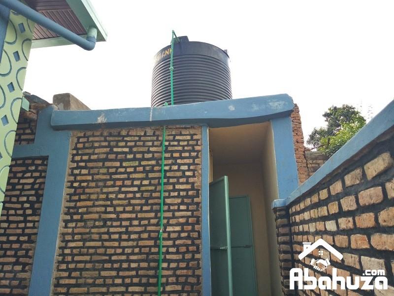 12. Water tank
