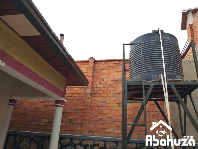 14. Water tank