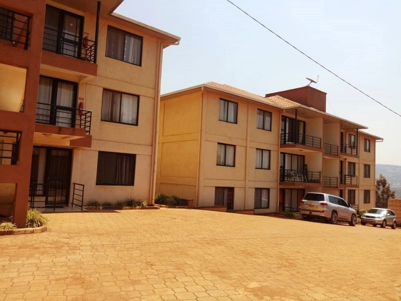 A  FURNISHED three BEDROOM APARTMENT FOR RENT at  KAGUGU