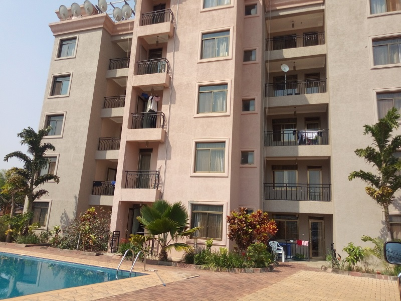 A FURNISHED one BEDROOM APARTMENT FOR RENT at GISHUSHU
