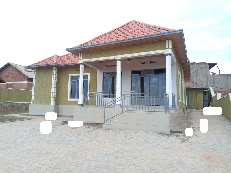 A FOUR BEDROOM HOUSE FOR SALE AT KABEZA IN DEVELOPING ESTATE