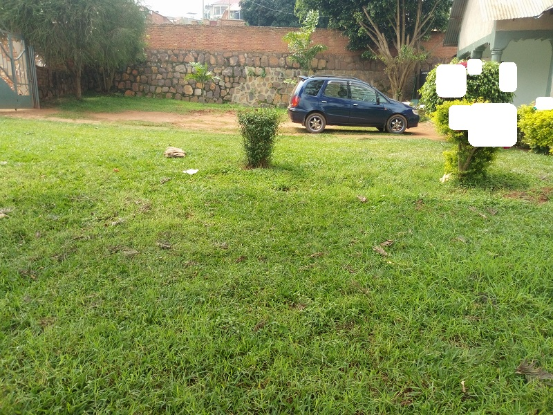 A FOUR BEDROOM HOUSE FOR SALE AT KANOMBE IN DEVELOPED ESTATE