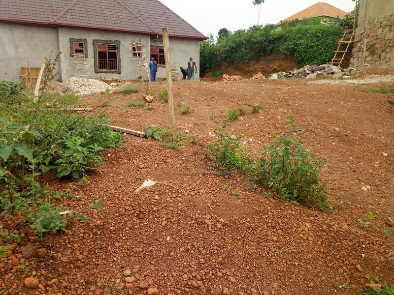 A PLOT FOR SALE AT GISOZI