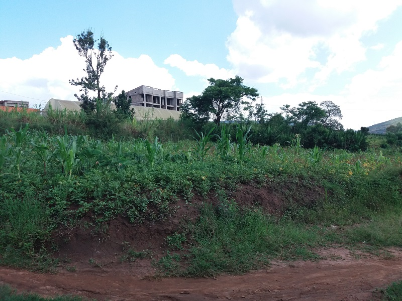 A RESIDENTIAL PLOT FOR SALE AT KINYINYA I
