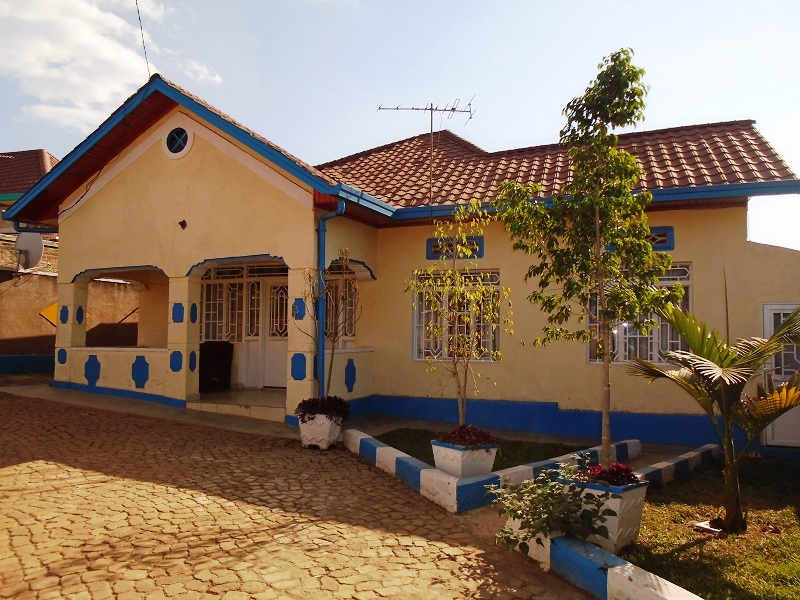 A 4 BEDROOM HOUSE FOR SALE AT KICUKIRO NEARBY GATENGA SECTOR OFFICE