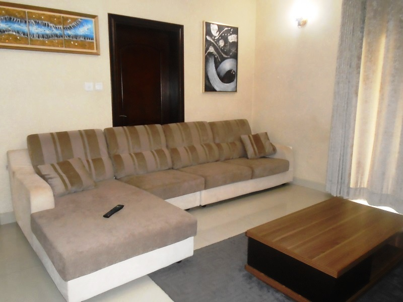 A SERVICED 2 BEDROOM APARTMENT FOR RENT AT NYARUTARAMA