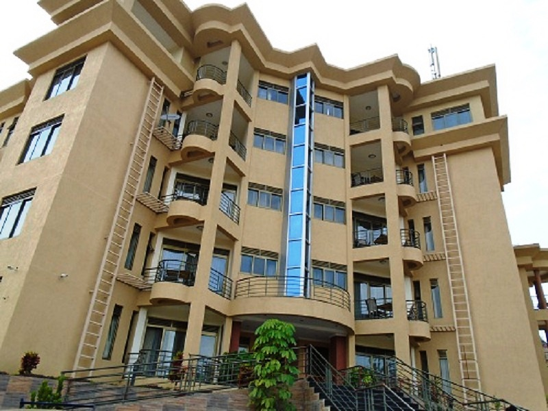 A SERVICED 2 BEDROOM APARTMENT AT NYARUTARAMA