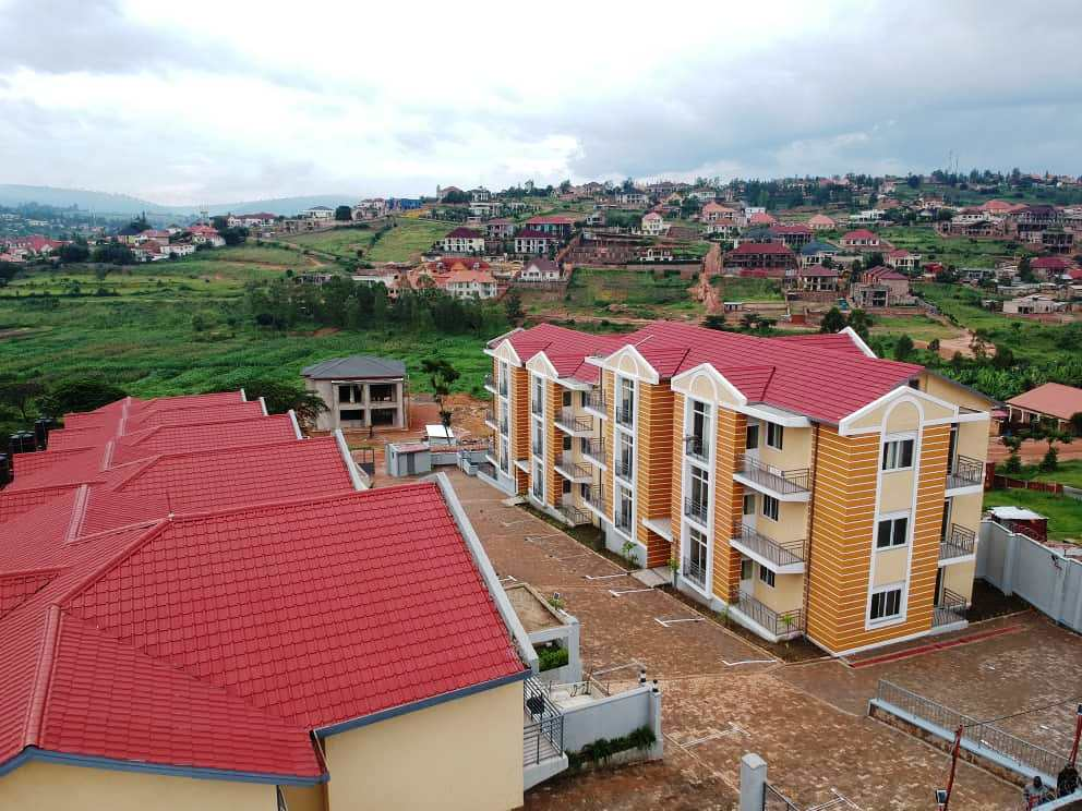 A LUXURY 2 BEDROOM APARTMENT FOR SALE AT NYARUTARAMA