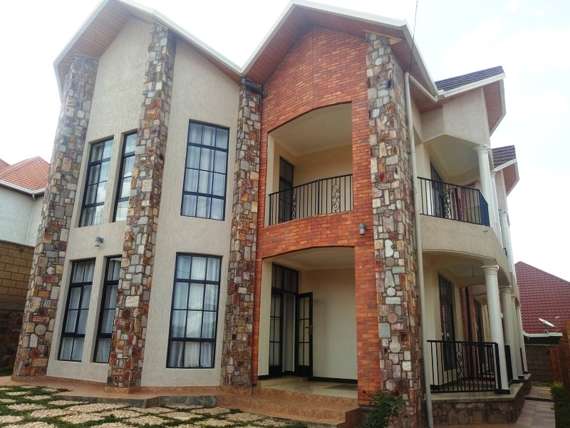 A FURNISHED 5 BEDROOM HOUSE FOR RENT at  KIBAGABAGA