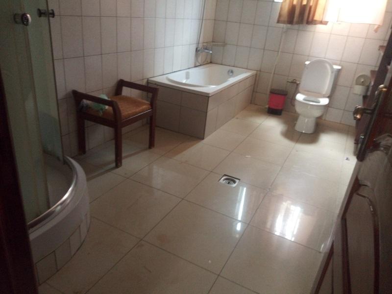 A FURNISHED 7 BEDROOM HOUSE FOR RENT AT KIBAGABAGA