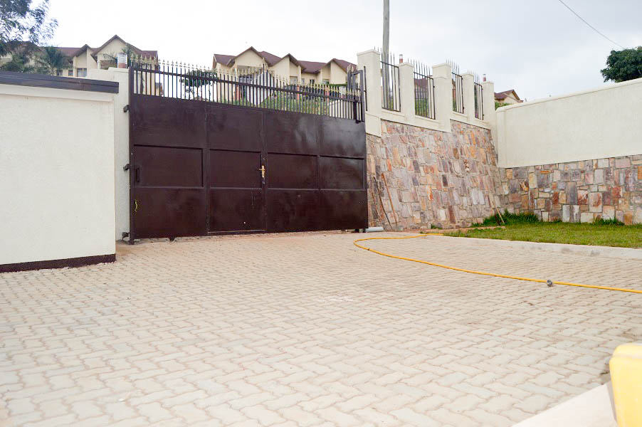A NEW 4 BEDROOM HOUSE FOR SALE AT  GACURIRO IN HIGH CLASS