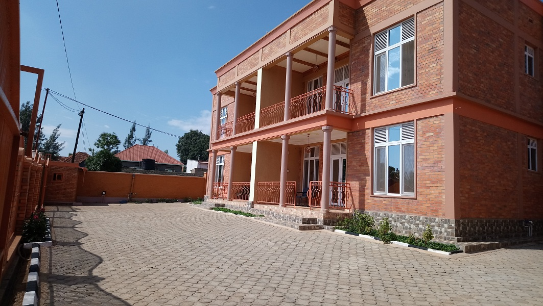 A FURNISHED 3 BEDROOM APARTMENT FOR RENT AT KICUKIRO