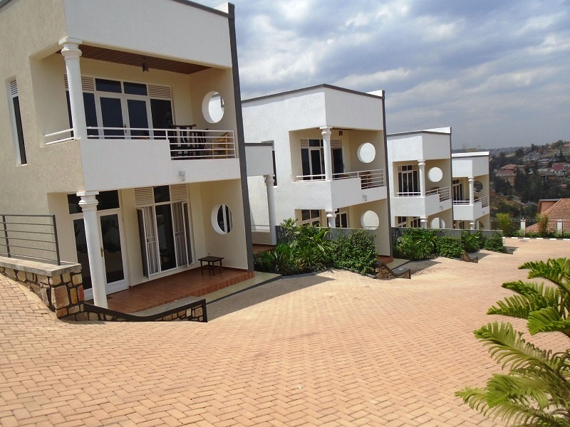 A FURNISHED 2 BEDROOM APARTMENT FOR RENT AT GACURIRO