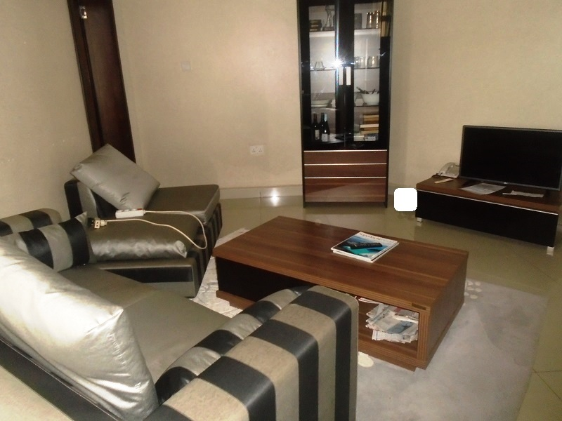 A SERVICED ONE BEDROOM APARTMENT AT NYARUTARAMA