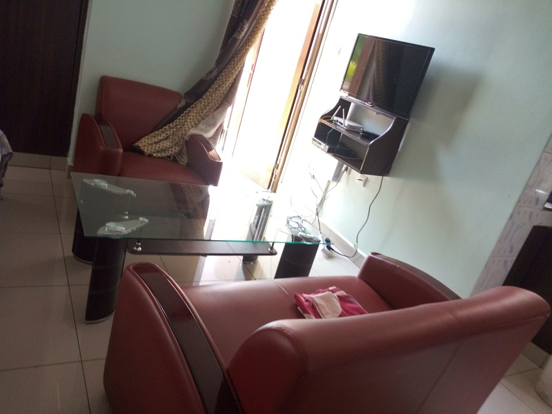 A FURNISHED 1 BEDROOM APARTMENT FOR RENT AT GISHUSHU