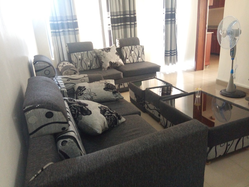 A FURNISHED 3 BEDROOM APARTMENT AT KANOMBE