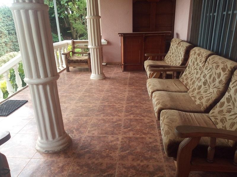 A FURNISHED 4 BEDROOM HOUSE FOR RENT AT GISHUSHU