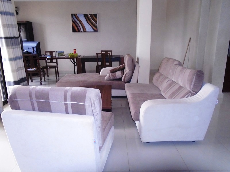A SERVICED 3 BEDROOM APARTMENT FOR RENT AT NYARUTARAMA