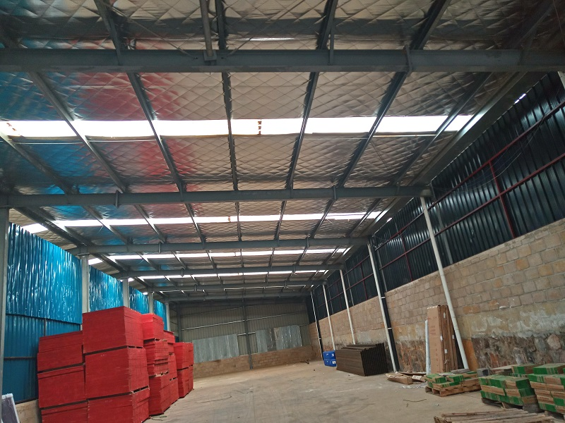 WAREHOUSE FOR RENT IN SPECIAL ECONOMIC ZONE AT MASORO
