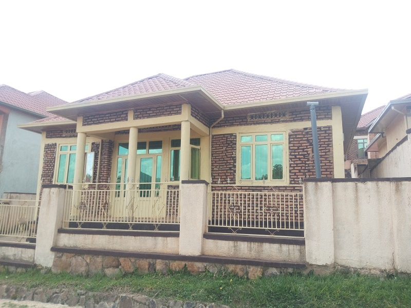 A 3 BEDROOM HOUSE FOR SALE AT KINYINYA IN DEVELOPING ESTATE ON THE MAIN ROAD