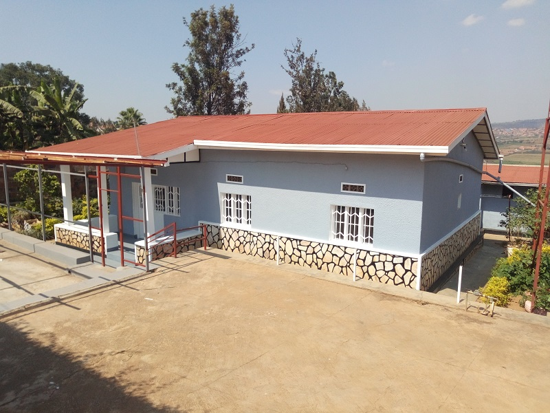 A 4 BEDROOM HOUSE IN BIG COMPOUND AT KABEZA