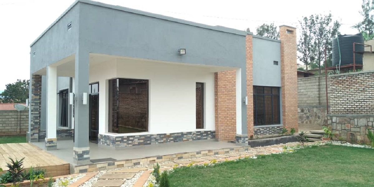 A FURNISHED 3 BEDROOMS HOUSE FOR RENT AT GISOZI