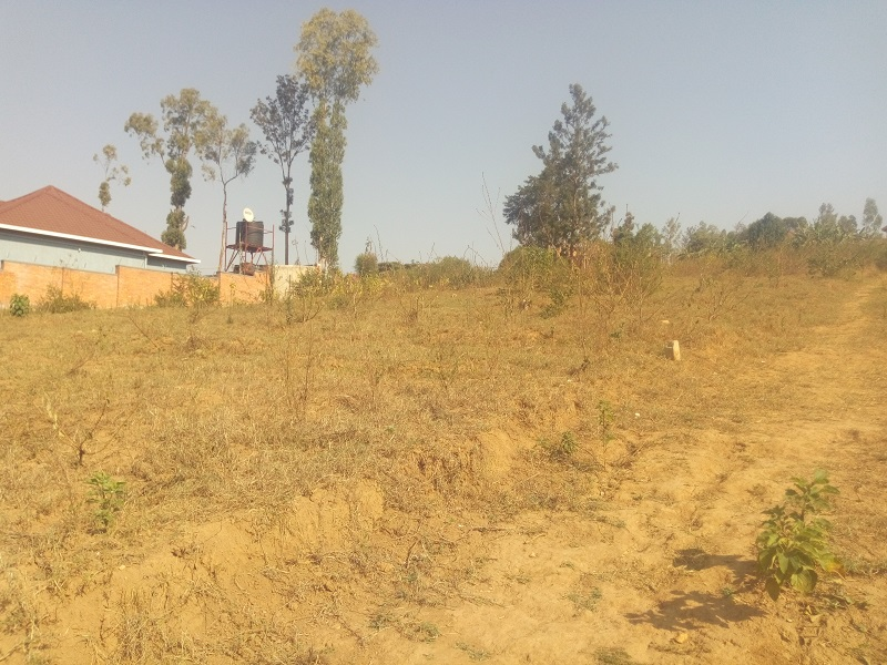 A RESIDENTIAL PLOT AT NYARUGUNGA KANOMBE