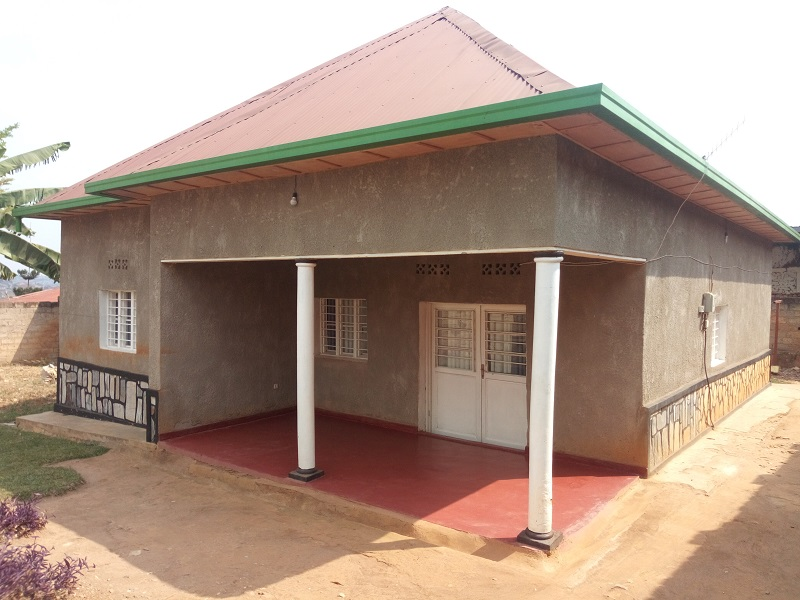 A 4 BEDROOM HOUSE FOR SALE AT KABEZA