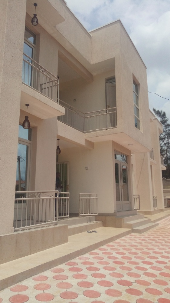 A FURNISHED 2 BEDROOM APARTMENT AT GISOZI
