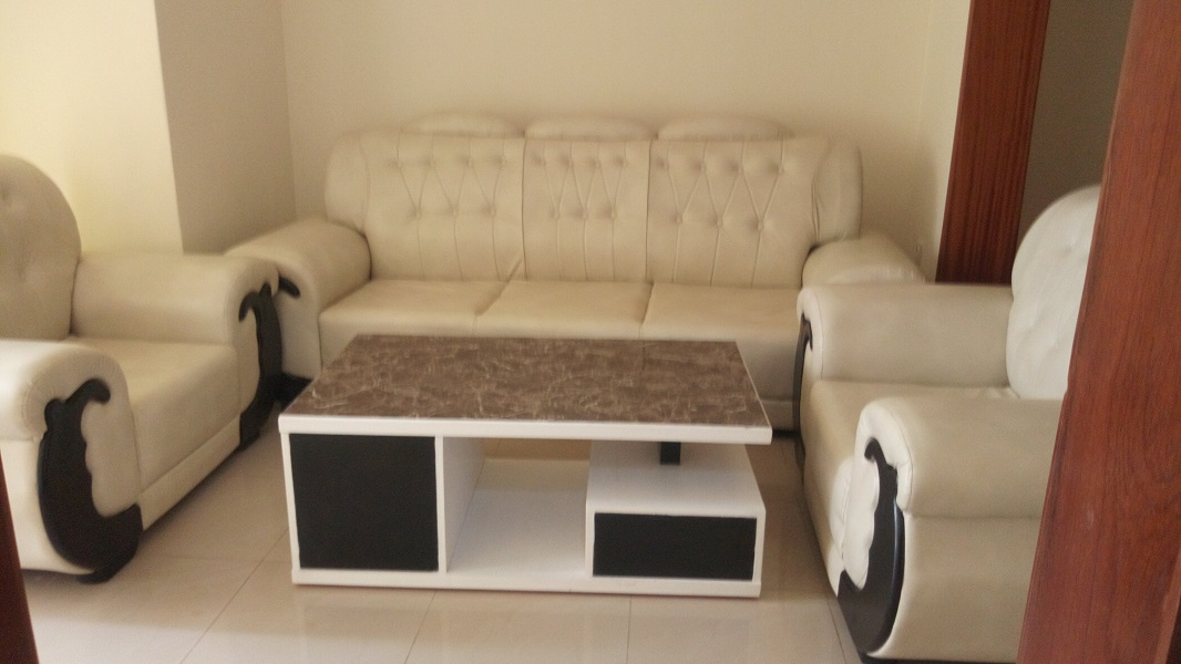 A FURNISHED 3 BEDROOM APARTMENT AT GISOZI