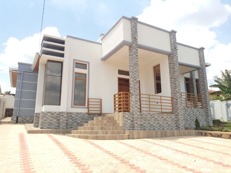 A NEW 4 BEDROOM HOUSE FOR SALE AT GACURIRO