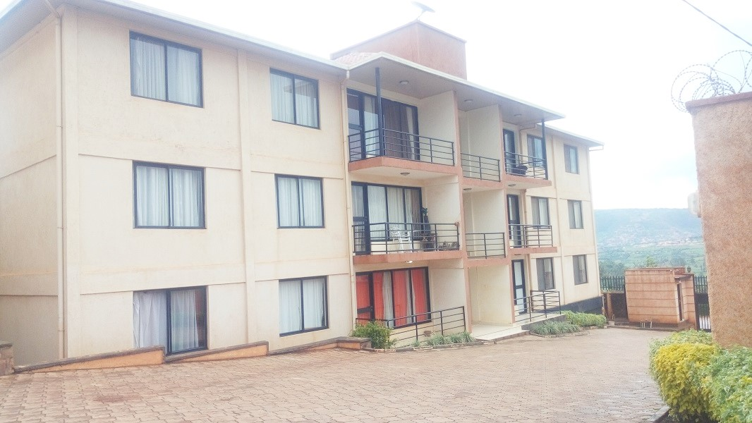 A FURNISHED 2 BEDROOM APARTMENT FOR RENT AT KAGUGU