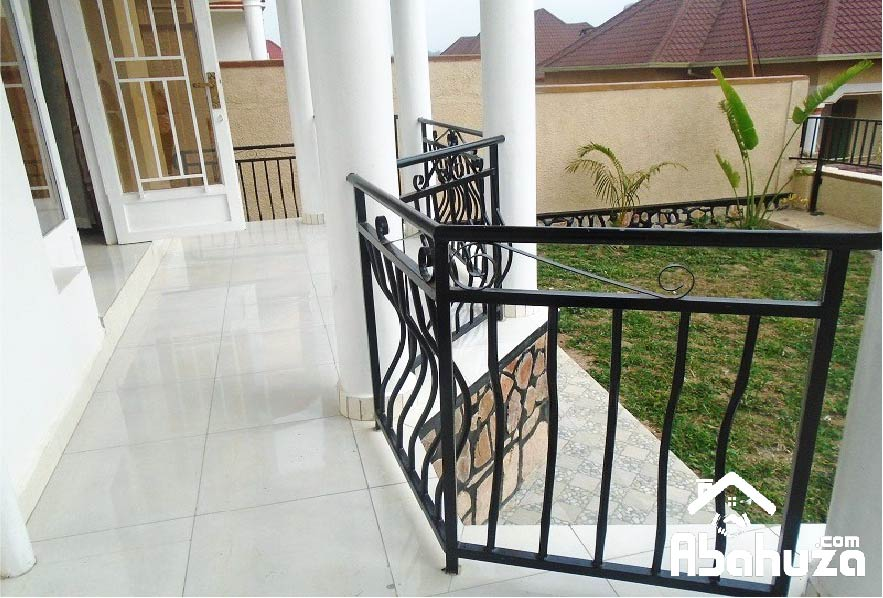A FURNISHED 4 BEDROOM HOUSE FOR RENT AT KIBAGABAGA