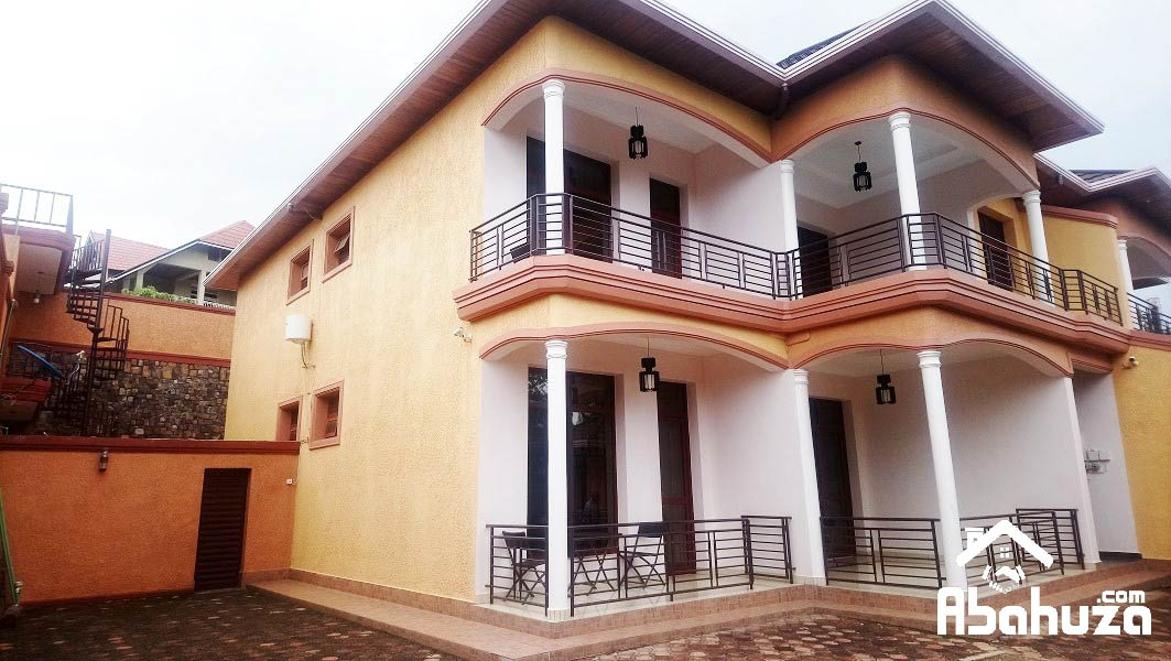 A DECENT 2 BEDROOM APARTMENT FOR RENT AT RUGANDO