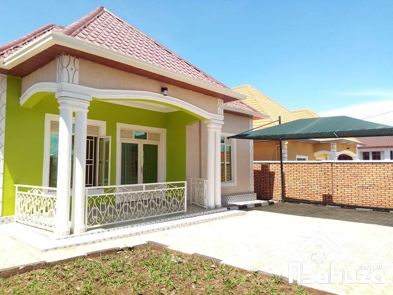 A NEW BEAUTIFULL HOUSE OF 4 BEDROOMS AT KICUKIRO
