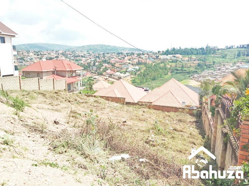A 738 Sqm PLOT IN GOOD NEIGHBORHOOD AT KIBAGABAGA