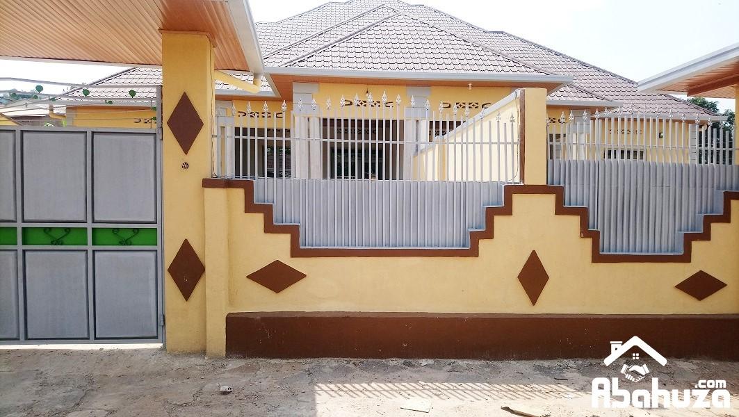 A NEW 3 BEDROOM HOUSE AT GIKONDO NEARBY KIYOVU