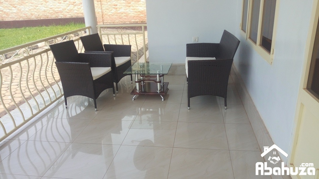 A 4 BEDROOM HOUSE FOR RENT AT KANOMBE