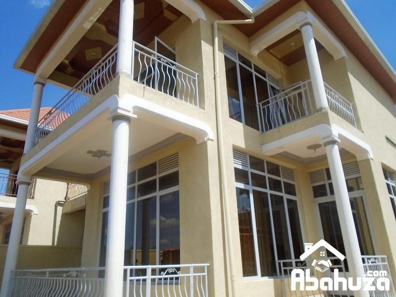 A FURNISHED 3 BEDROOM HOUSE FOR RENT AT KIBAGABAGA