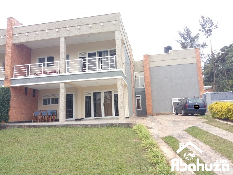 A DECENT FURNISHED HOUSE FOR RENT AT KIMIHURURA