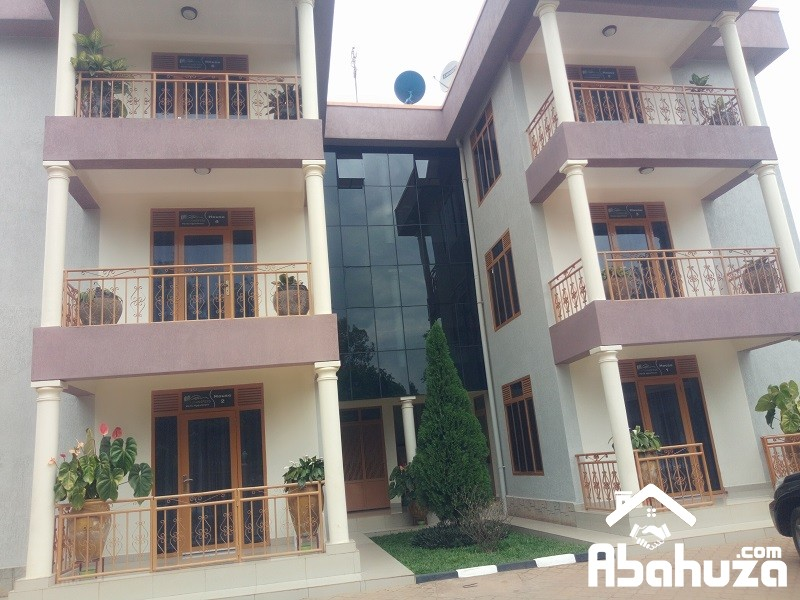 A SERVICED 2 BEDROOM APARTMENT FOR RENT IN KIGALI AT NIBOYI